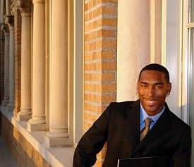 Photo of College Intern