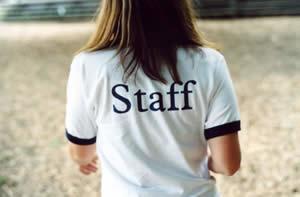 Summer Camp Staff Photo