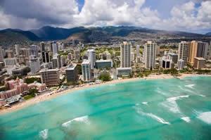 Photo of Waikiki Hawaii Hotels and Beach